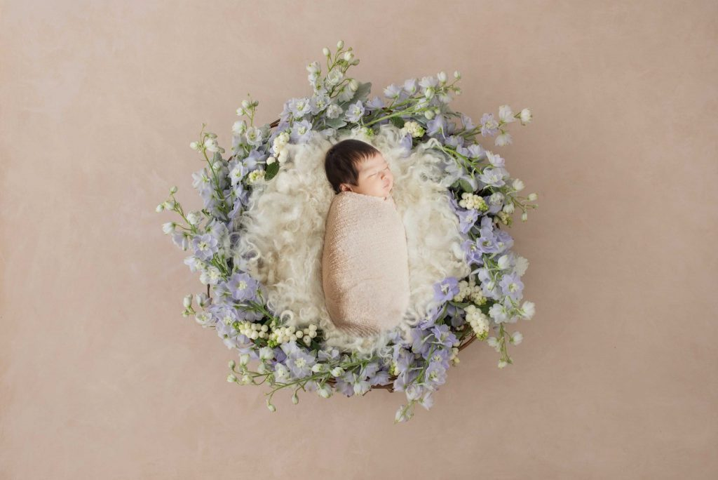 displaying newborn photography 5