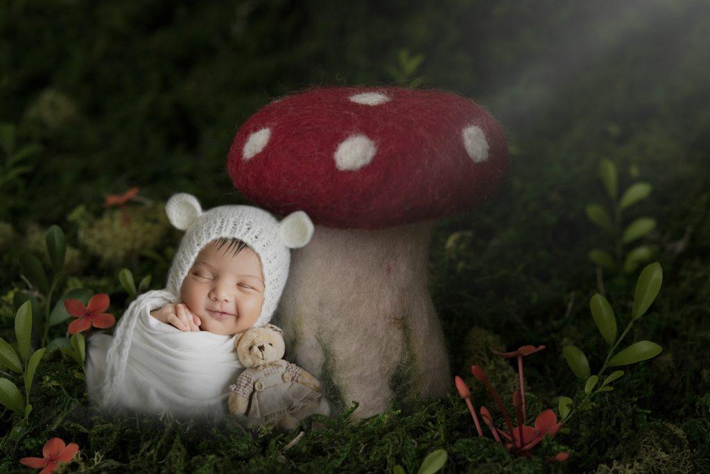 newborn photography session 1